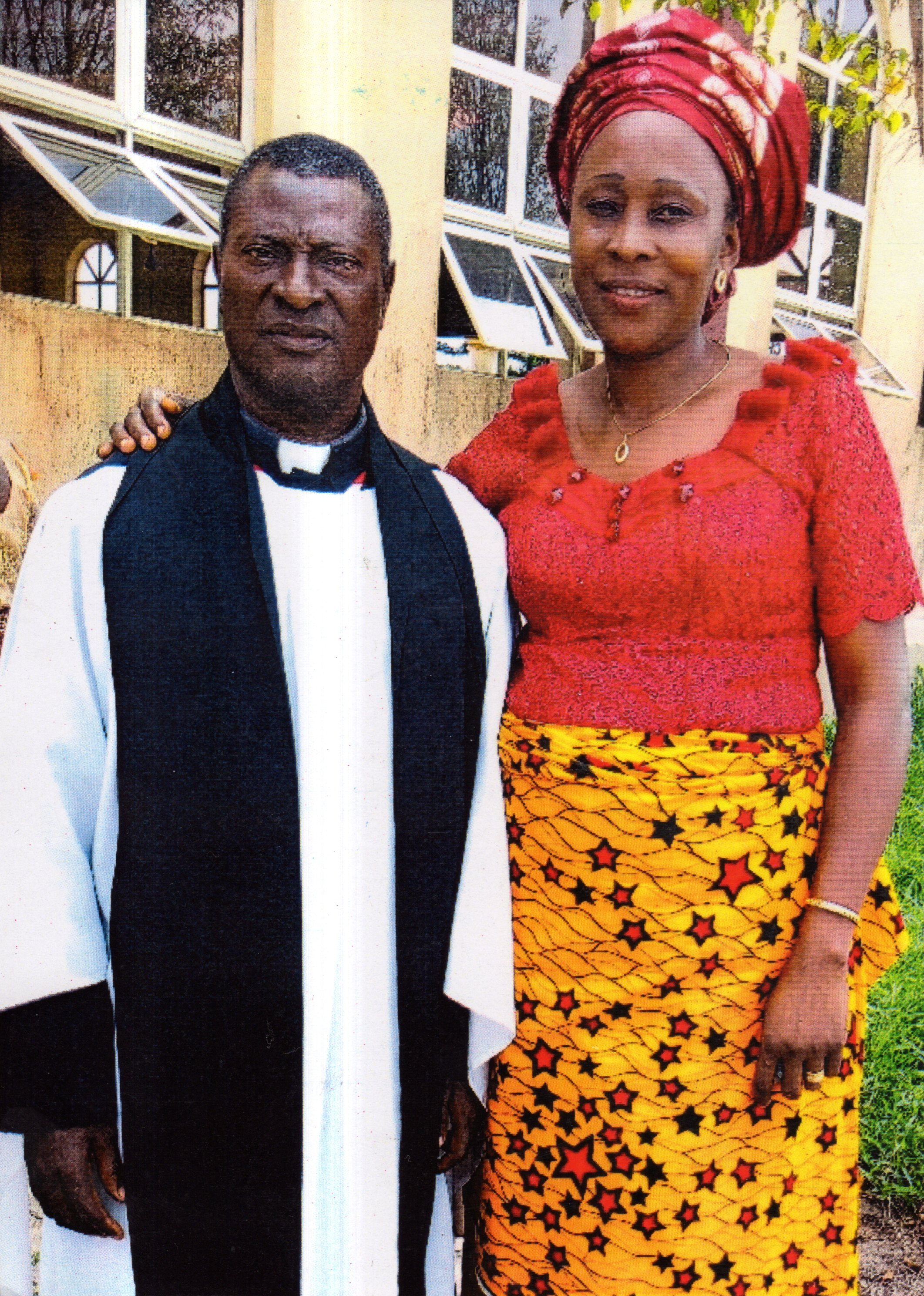 REV.&MRS. S.A.L. AGBIADE